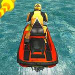 игра Гонка на водных лыжах
