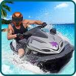JetSky мощност лодка каскади вода състезателна игра