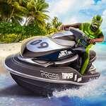игра Водные лыжи Гонки Игры Водная лодка мания