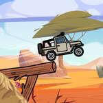 Chauffeur de Jeep jeu