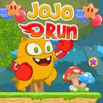 JoJo futás játék