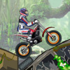 Jungle Moto Trial jeu