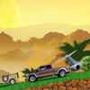 Jungle Crazy Racer game