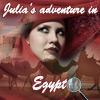 Aventure de s Julia en Egypte jeu