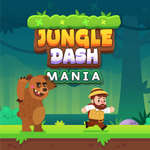 Jungle Dash Mánia hra