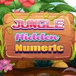 Jungle Hidden Numeric game