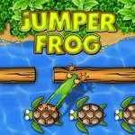 Jumper Frosch Spiel