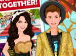 Justin and Selena Back Together game