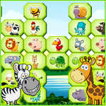 Jungle Mahjong Deluxe juego