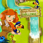 Jungle Plumber Challenge 3 game
