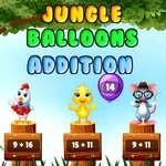 игра Джунгли Воздушные шары Добавление