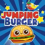 Skákanie Burger hra