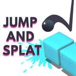Salt și Splat joc