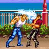 Karate Blazers spel