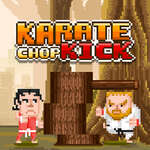 Karate Chop Tekme oyunu