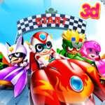 Kart Yarışı 3D oyunu