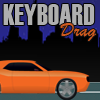 Keyboard Drag game