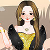 Kendall girl Dress up game