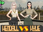 Kendall Vs Kylie Yeezy Edition game