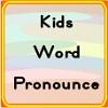 Se pronuncia la palabra de los niños juego