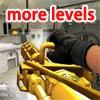 Király Golden Gun 2 további szintek játék