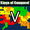 Reyes de la conquista 5 juego