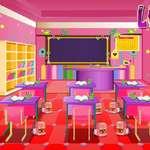 De Klaslokaaldecoratie van Jonge kinderen spel