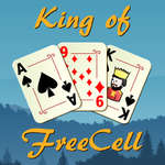 King of FreeCell game