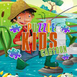 Kids Cartoon Puzzle game