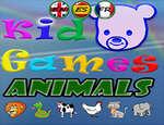 Jocuri pentru copii Invata cu animale amuzante