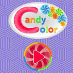 Kids Color Candy game