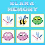 Klara Memory juego