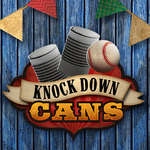 Knock Down Cans Spiel