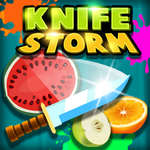 Knife Storm game