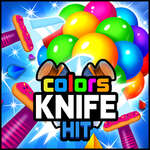 Knife Hit Colors game
