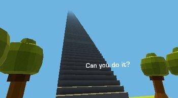 KOGAMA Longest Stair game