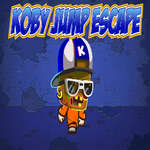 Koby Jump Escape Spiel