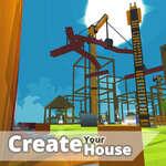 Kogama създаване на Вашата къща игра