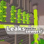 KOGAMA Leaks From the Sewers game