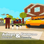 KOGAMA Adopt Children and Form Your Family game