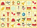 KrisMas Mahjong joc
