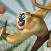 Kung Fu Panda wereld aap Run spel