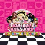 Kuu Kuu Harajuku matricák játék