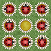 Lady Bug Solitaire game