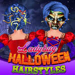 Ladybug Halloween Hairstyles game