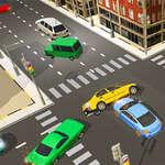 LaneChage 3D oyunu