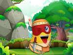 Larva Jump game