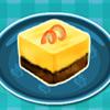 Barras de Cheesecake de limón juego