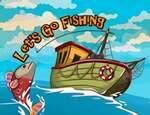 Да отидем на риболов игра