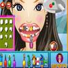 Lina en el dentista juego